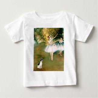 Rat Terrier - Two Dancers Baby T-Shirt