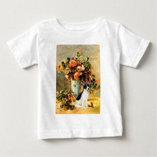 Rat Terrier - Vase Baby T-Shirt