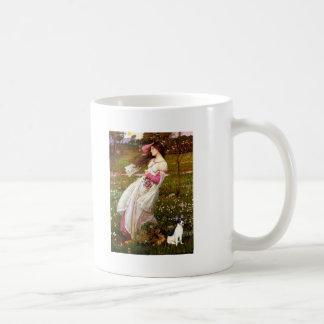 Rat Terrier - Windflowers Coffee Mug
