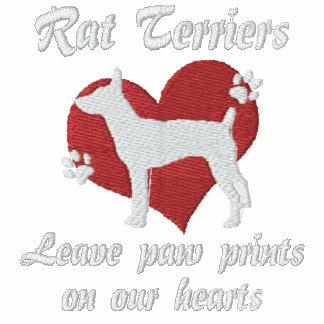 Rat Terriers Leave Paw Prints