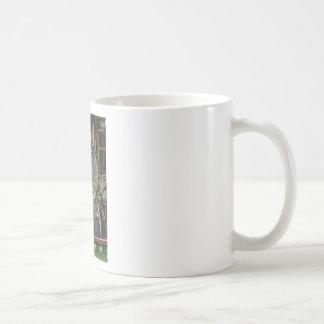 Rat the engine driver coffee mug