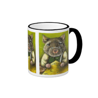 Rat the Tailor Coffee Mugs