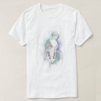 Rat watercolor shirt