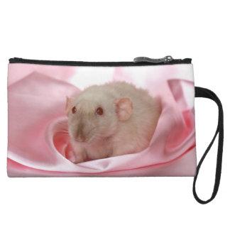 Rat Wrist Bag Wristlet Purses