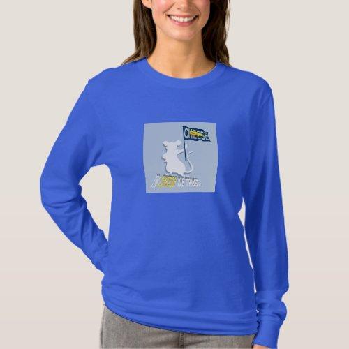 Rat Year Dark Blue Sweatshirt