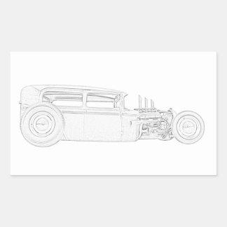 Rata 1930 de Ford Rod