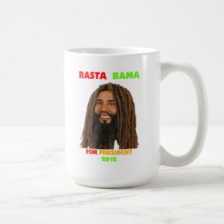 Rata Bama para el presidente 2012 taza