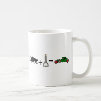 RATA+BARRA DE ROD=RAT TAZA DE CAFÉ