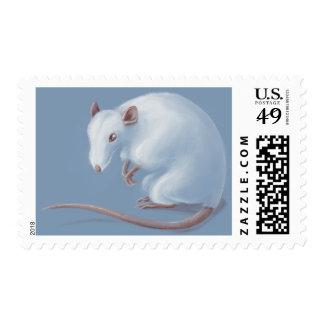 Rata blanca sellos
