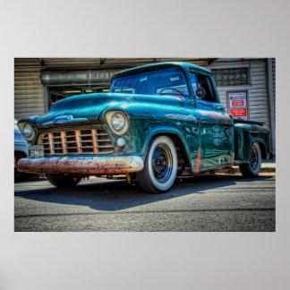 Rata Chevy de Franke la Construction Company Impresiones