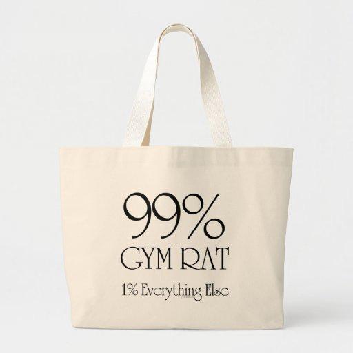 Rata del gimnasio del 99% bolsas de mano