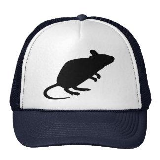 Rata del ratón gorras