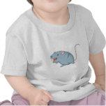 Rata feliz camiseta