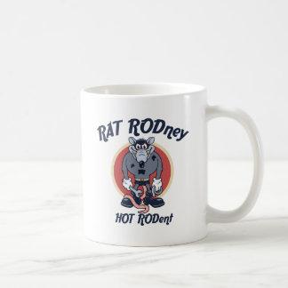Rata Rodney Taza De Café