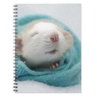 Rata soñolienta libro de apuntes