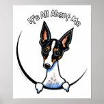Rata Terrier tricolora IAAM Impresiones