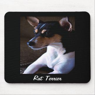Rata Terrier v2 Mousepad Tapete De Raton