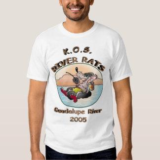 RATAS 2005 DEL RÍO DE KOS POLERA