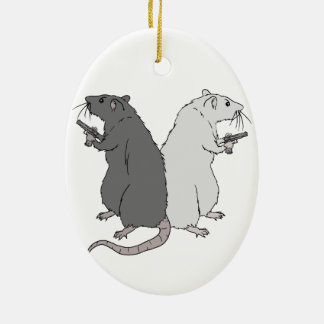 Ratas con el AGCS Ornamentos De Reyes
