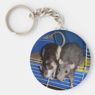 Ratas dulces llavero