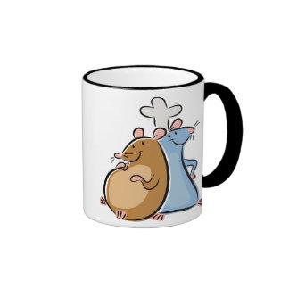 Ratatouille Disney Ringer Mug
