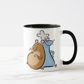 Ratatouille Disney Taza
