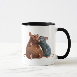 Ratatouille - Emile and Remy Disney Mug