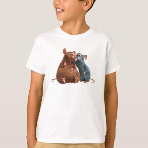 Ratatouille _ Emile and Remy Disney T_Shirt