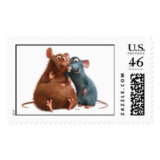 Ratatouille - Emilio y Remy Disney