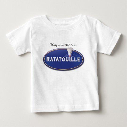Ratatouille Logo Disney Baby T-Shirt