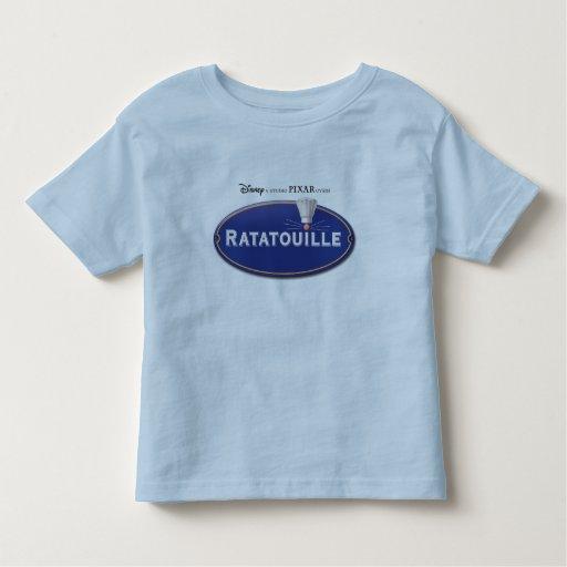 Ratatouille Logo Disney Toddler T-shirt