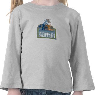 Ratatouille Mouse and Rat Disney T-shirts