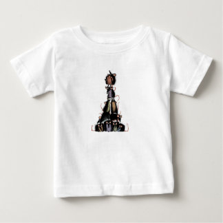 Ratatouille rat pyramid Disney Baby T-Shirt