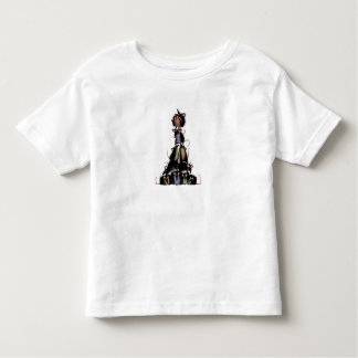 Ratatouille rat pyramid Disney Toddler T-shirt
