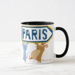 Ratatouille Remy and Emile Disney Mug