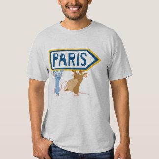 Ratatouille Remy and Emile Disney T-shirt