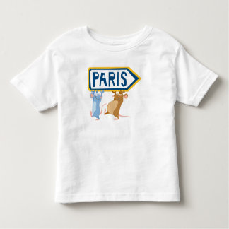 Ratatouille Remy and Emile Disney Toddler T-shirt