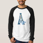 Ratatouille Remy by Eiffel Tower Disney Shirt