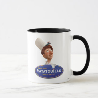Ratatouille Remy Design Disney Mug