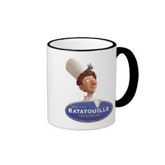 Ratatouille Remy Design Disney Coffee Mugs