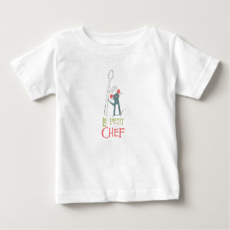 Ratatouille Remy vintage standing with spoon Baby T-Shirt