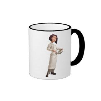 Ratatouille's Colette Chef Disney Ringer Mug
