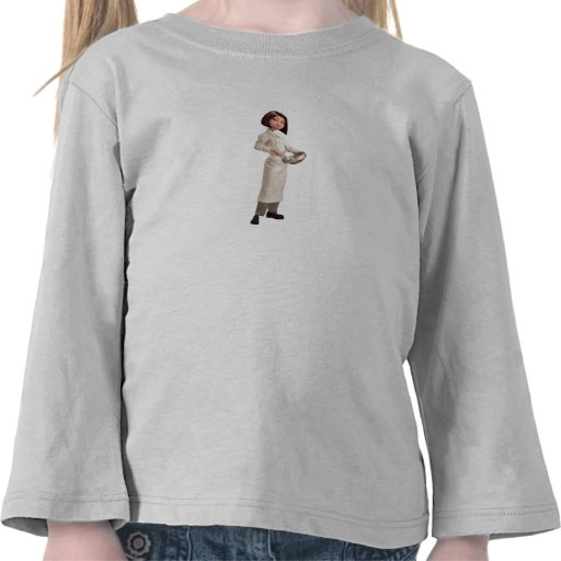 Ratatouille's Colette Chef Disney Tshirt