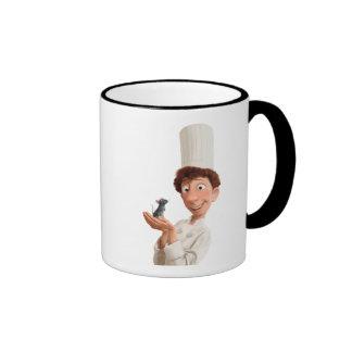 Ratatouille's Remy Linguini Disney Ringer Mug
