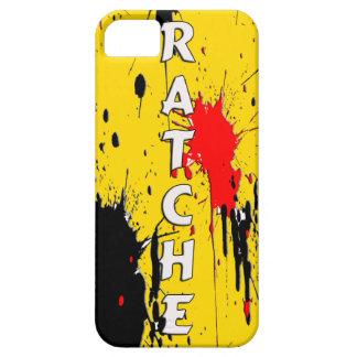 RATCHE - SPLATTER COLLECTION iPhone SE/5/5s CASE