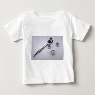 Ratchet and three sockets t-shirts