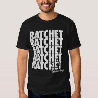 Ratchet Ratchet just black T Shirt