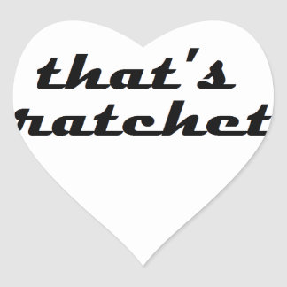 Ratchet Stickers