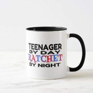 Ratchet Teenager Mug