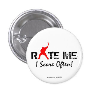 RATE ME 1 INCH ROUND BUTTON